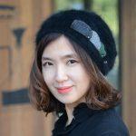 ★F/W 신상★구름따라-스타일리쉬 앙고라 블랙 비니 상품 이미지