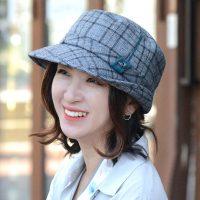 ★F/W 신상★브래드피트-2컬러 남녀공용 페도라 세미정장룩 클래식 모던 모자