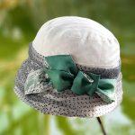 루이엘 <b><베사메무쵸></b> 클로슈 정장모자 여름모자 데일리모자 선물용 외출용모자 가벼운모자 우아한모자 레이스 매쉬 망사(3color)