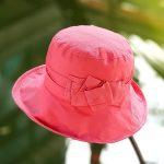 루이엘 <b><레인보우 캔디></b> 면모자 빨간모자 캐주얼모자 스포츠 골프 등산 여행 사계절모자 (2color)